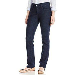 NYDJ Petite Premium Marilyn Straight Leg Jeans